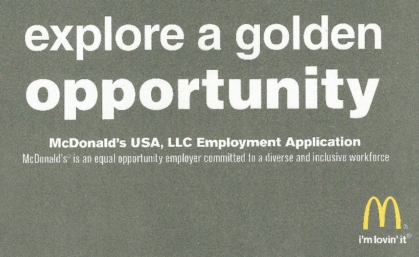 mcdonald s careers