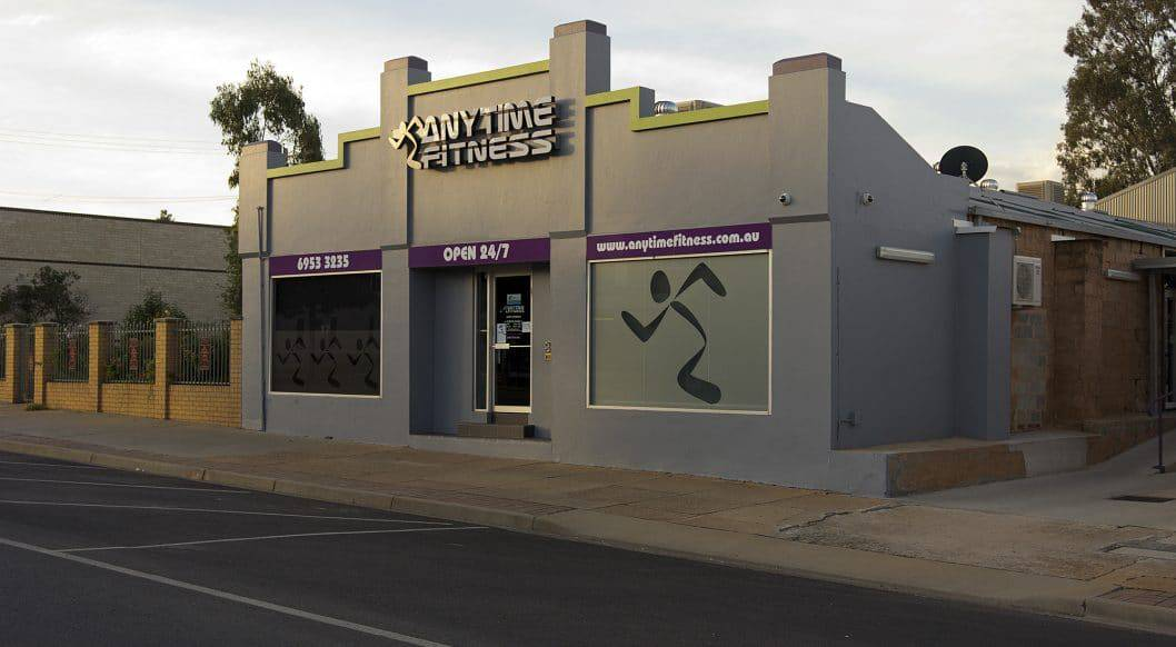 Anytime Fitness Application