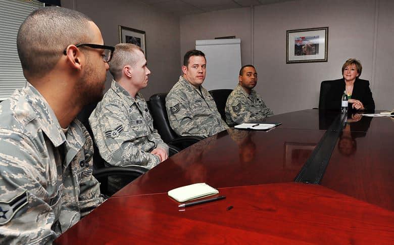 Help for Transitioning Veterans