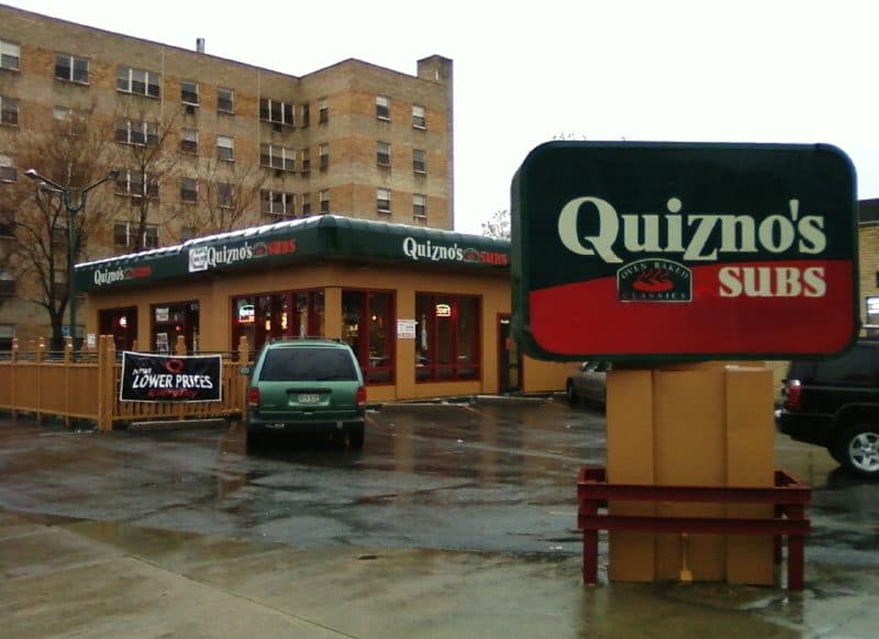 Quiznos Application
