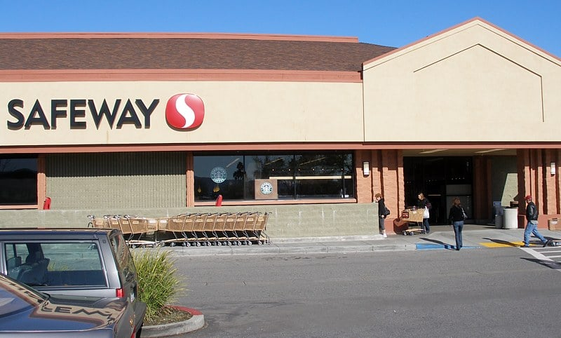 Safeway Safeway Application Form on