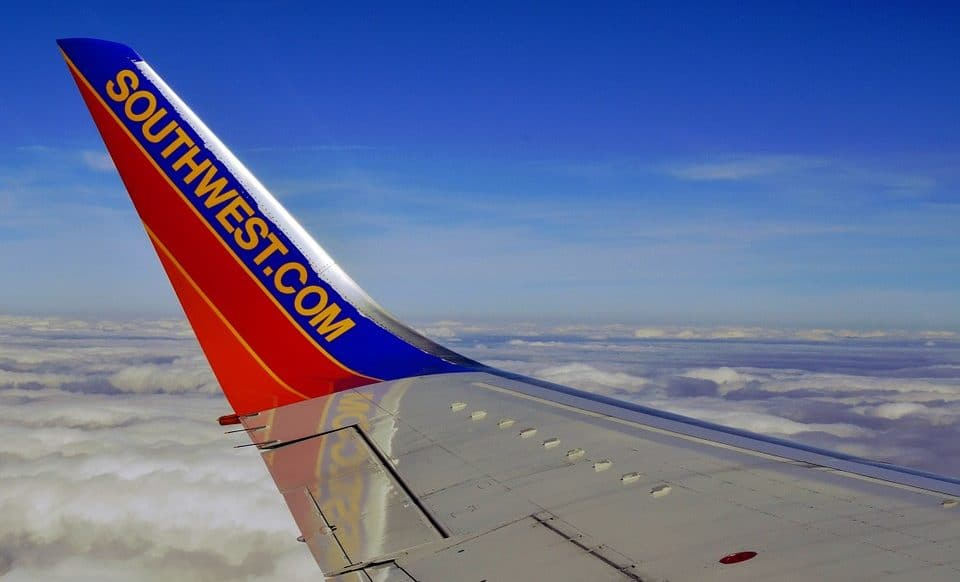 Southwest Airlines Application