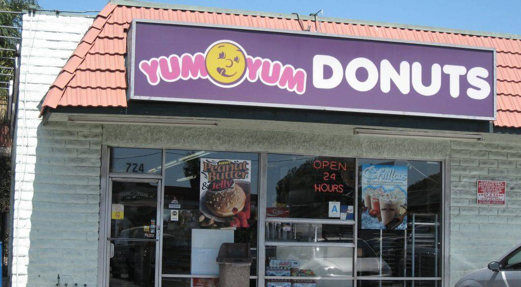 Yum Yum Donuts Application