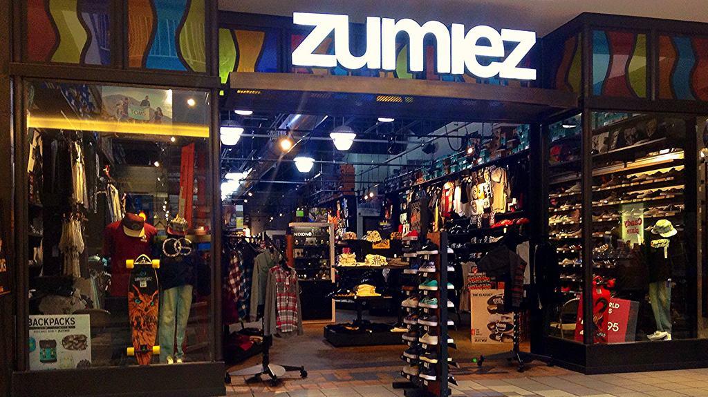 Zumiez Application