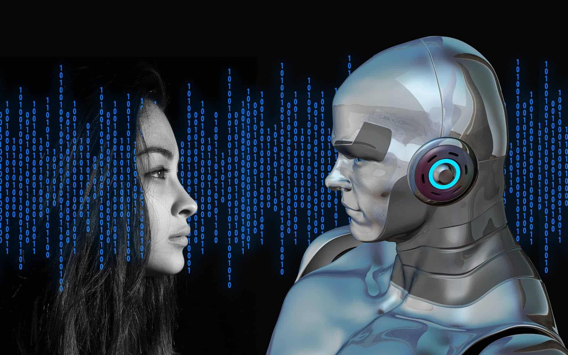 robots creative resume