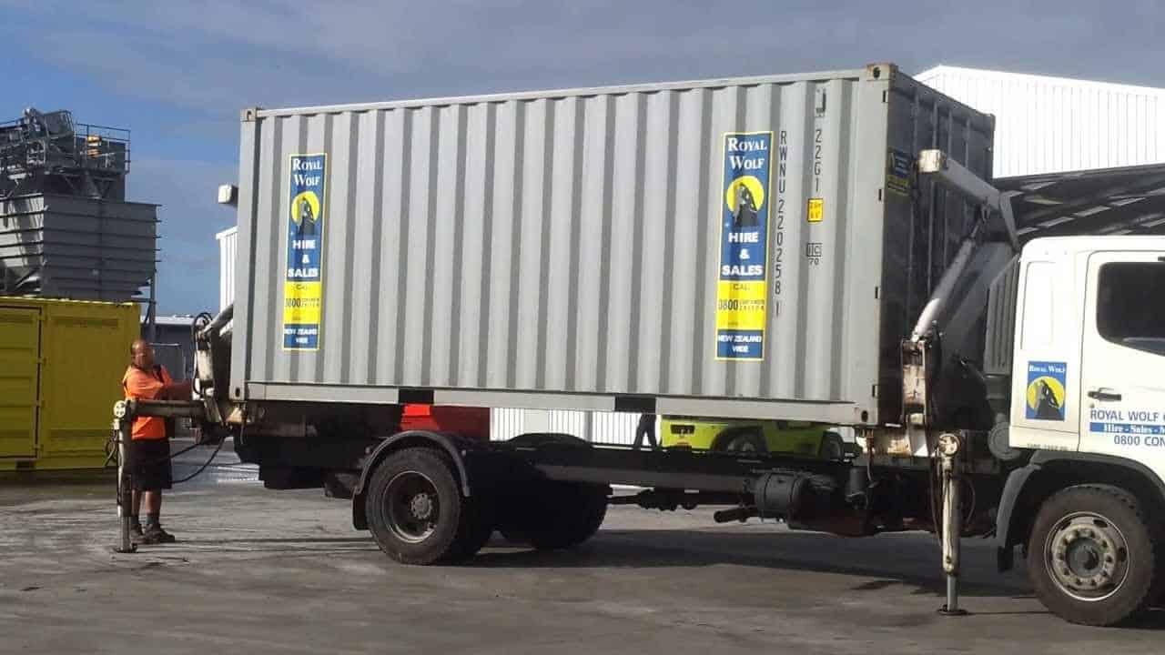 shipping loader