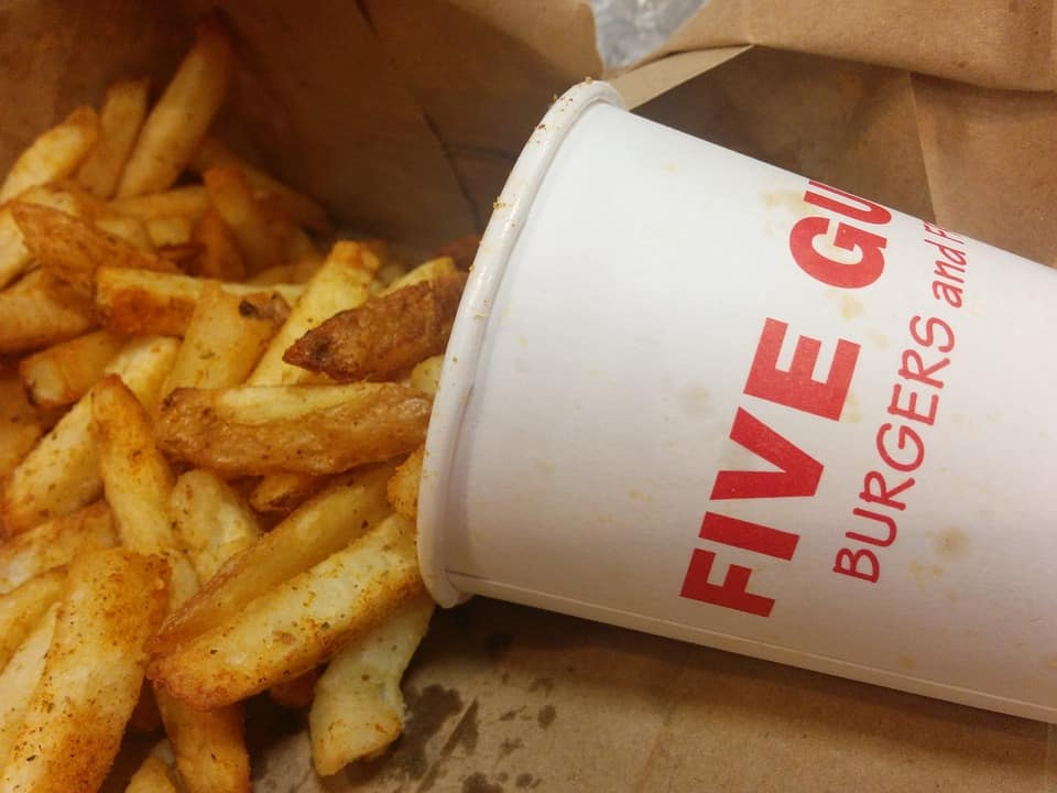 Five Guys Application, Careers, and Jobs: How to Get the Job You Want at this Restaurant Chain